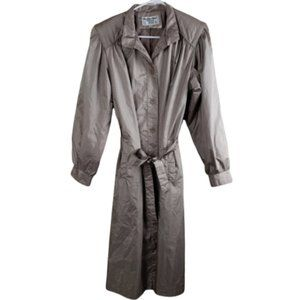 Vintage Weather Wise Size 11/12 Trench Raincoat